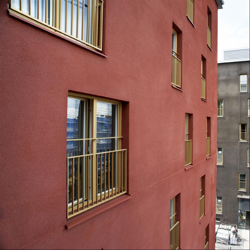 SSC fönster, kv Skalman & Sparvel, Stockholm
