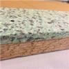 Stomljudlist, list av elastisk polyuretan
