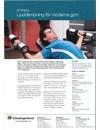 Ljuddämpning för moderna gym