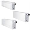 Ventil Compact med fronter CV, FCV/FFCV, RCV/RRCV