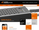 AluJet golvvärmesystem på webbplats