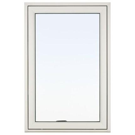 Balans Sidohängt fönster, stängt, utifrån