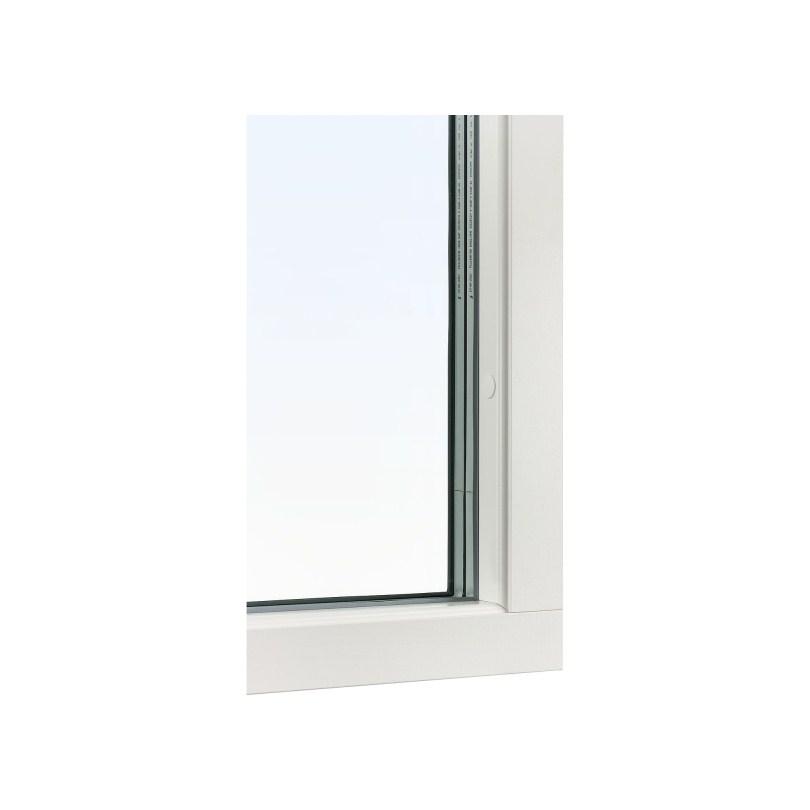 Balans Karmfast fönster, insida