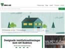 Katepal takshingel på webbplats