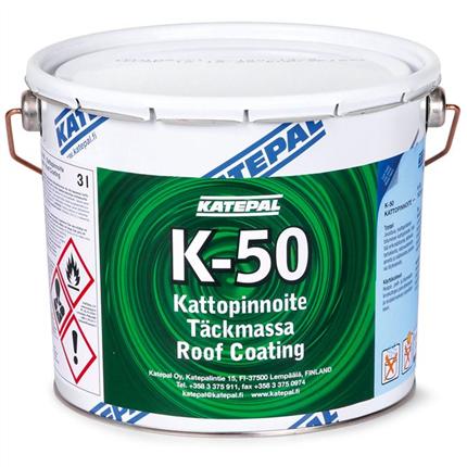Katepal Täckmassa K-50