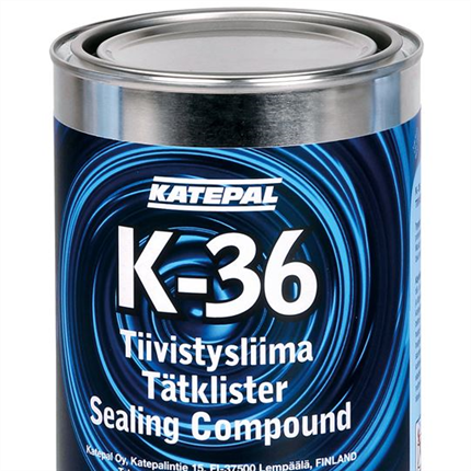 Katepal K-36 Tätklister, 1 liter