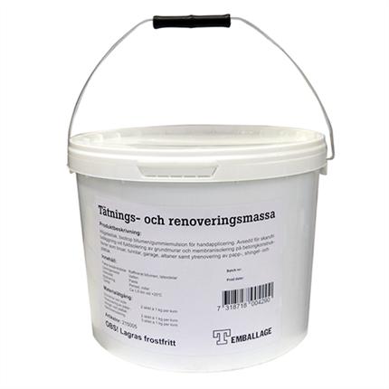 T-Emballage Tätnings- och renoveringsmassa
