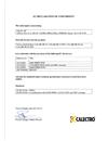 Calectro CALAIR-PR-1F tryckregulator
