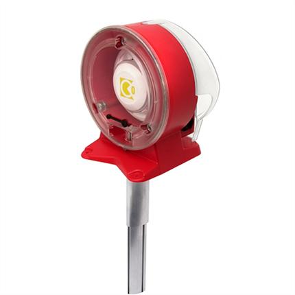 Calectro UG-3-O rökdetektor