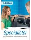Podab Specialister på professionell tvättstugeutrustning