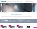 ProLine mopptvättmaskiner på webbplats