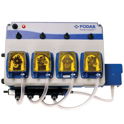 Podab Pump-o-tronic doseringssystem