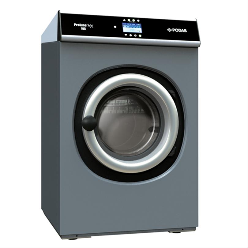 Podab ProLine tvättmaskiner HX 105