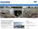 DC Stödmurselement på webbplats