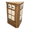 Uttagsbox med 8 datauttag, 16 strömuttag
