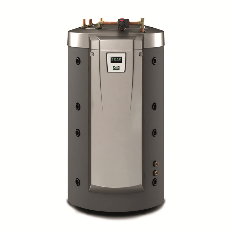 CTC EcoZenith i550 Pro värmepump