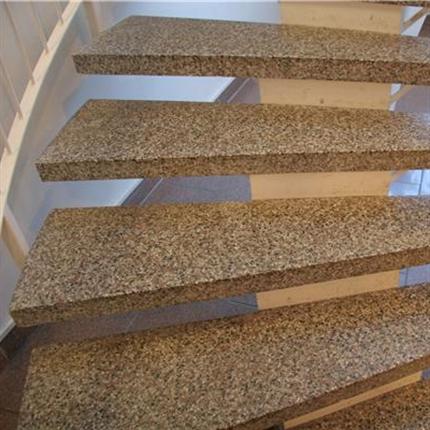 Steg för ståltrappor