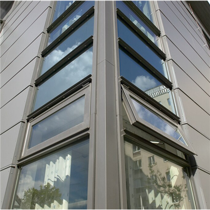GlasLindberg fönster GL 1074, utåtgående
