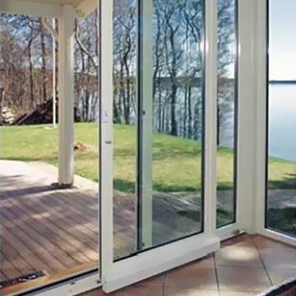 GlasLindberg GL 1074 skjutfönsterdörrar