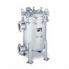 Filterhus, utrustning för filtrering