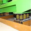 Isotop BL/DSD stålfjäderdämpare i miljö