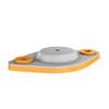 Isotop FP/K montageplatta med Sylomer®