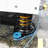 Isotop montageplattor FP/K i miljö