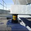 Monterad Isotop DSD stålfjäderdämpare
