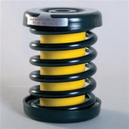 Isotop stålfjäderdämpare SD, DSD, MSN