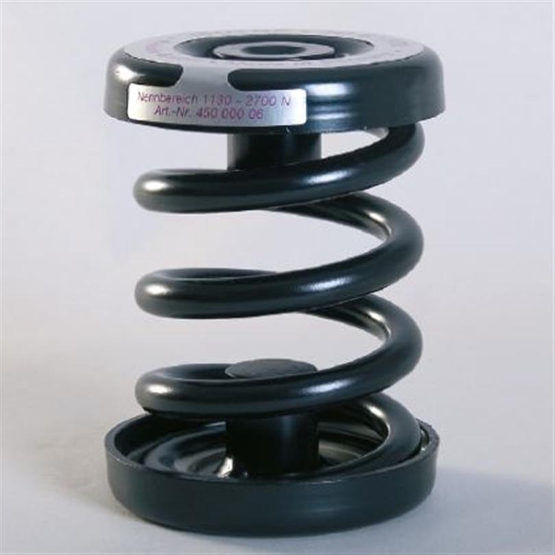 ISOTOP® SD stålfjäderisolator