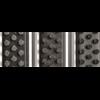 Entrance ALU entrémattor kassettborst, grå, brun, svart