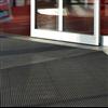 Entrance SCRAPE svart Jaguarmatta i entré