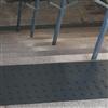 Tactile Flooring Ledstråk, gummiplattor
