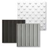 Tactile Flooring Ledstråk och plattor, polyuretan