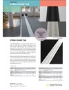 Tactile Flooring Ledstråk, Combi Tile