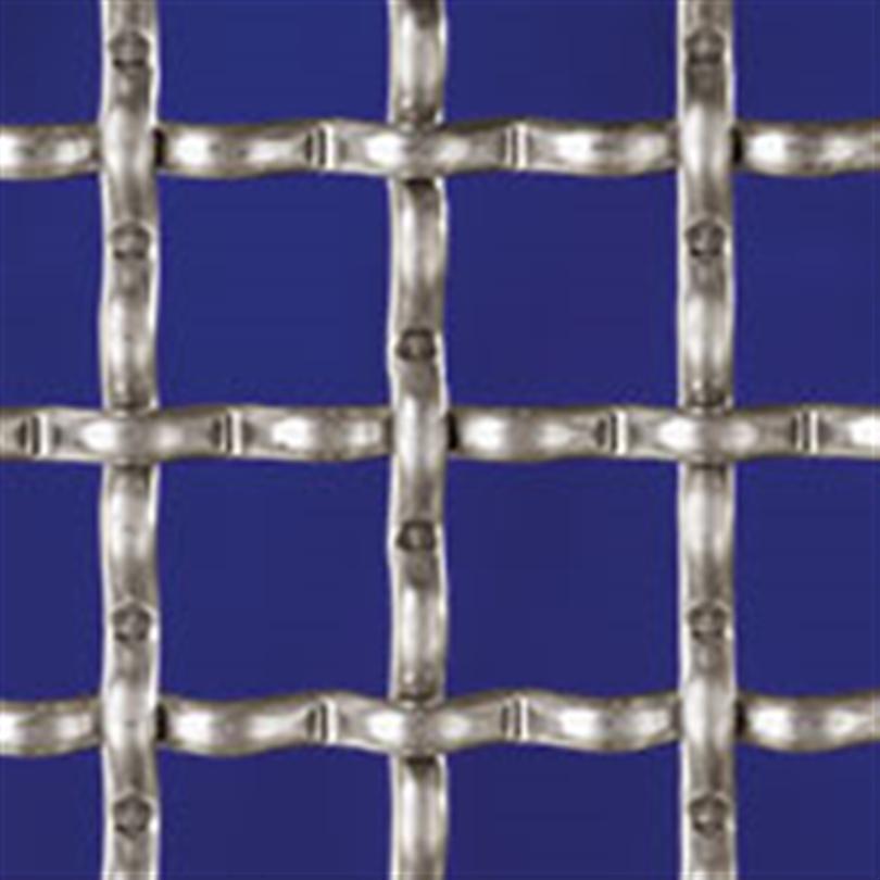 Derma metallduk, enkelväv Doka-galler form C