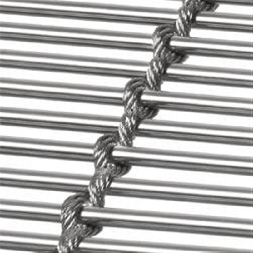 Derma Arkitekturväv/metallväv Cable Meshe