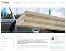 Setra KL-trä på webbplats