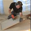 Forestia läggning av flytande golv
