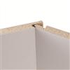 Forestia Walls2Paint skruvfasta spånskivor med låsprofil