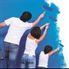 Forestia Walls2Paint väggskivor färdiga för målning eller tapetsering
