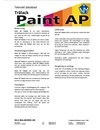 Paint AP Lack 200 Trälack