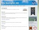 Info på webbplats