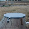 ABAT Rund inspektionslucka på rund nedstigningsbrunn av betong