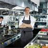 Disperator matavfallskvarnar till marina kök