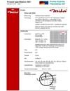 Produkt specifikation IN01 - 6083