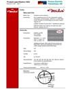 Produkt specifikation IN02 - 6124