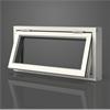 Elitfönster Original Alu - AFÖ, överkantshängt aluminiumfönster