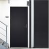SD4210 ståldörr för inomhusbruk