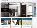 ECO ytterdörrar på webbplats